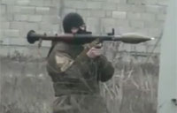 Russian Forces Assault Terrorist