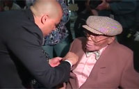 Dog Tags Returned to WWII Vet