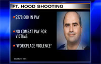 Fort Hood Shooter Still Getting Paid