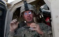 How Troops Feel After a Close Call