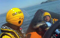 Irish Coast Guard Rescues Porpoise