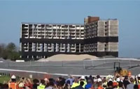 USCG Housing Demolished in NYC!