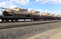 Trains, Tanks and Combat Vehicles