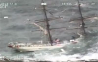 Tall Irish Ship Rescue a 'Miracle'