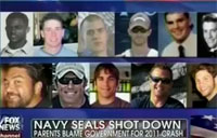 SEAL's Parents Blame Gov for Crash