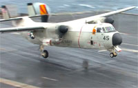Awesome C-2A Greyhound Montage
