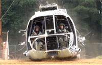 NASA Does Helicopter Crash Test