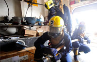 Navy's Flame Resistant Coveralls