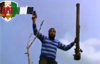 Rebels Shoot Down Syrian Helo