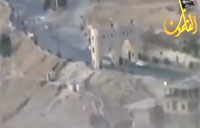 FSA Rebel Carries Out Suicide Attack