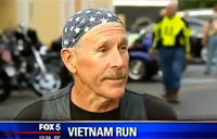 Vet Runs 58k Miles for the Fallen