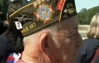 US Shutdown Angers War Veterans