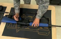 M-16 Assembly and Disassembly