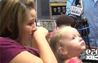 Pregnant Wife Surprised by Soldier
