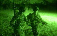 SEALs & Green Berets Own the Night