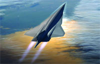 SR-72 Hypersonic Stealth Concept