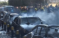 Powerful Blasts Rock Iranian Embassy