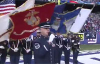 USAF Rocks the National Anthem