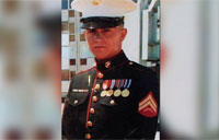 Marine's Body Sent Home without Heart