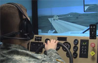 Army's Virtual Clearance Training