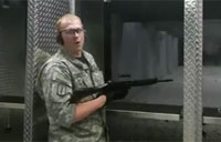 Full-Auto L1A1 at the Range