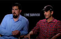 Luttrell & Berg Talk 'Lone Survivor'