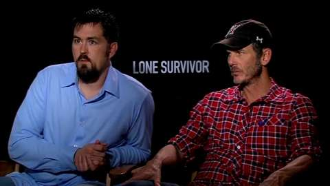 Marcus Luttrell is the Lone Survivor | Military com