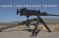 The M205 Lightweight Tripod