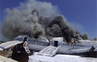 New, Graphic Asiana Crash Footage