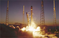 SpaceX SES-8 Mission Highlights
