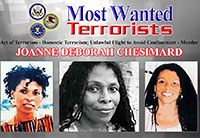 FBI's Most Wanted Female Terrorist