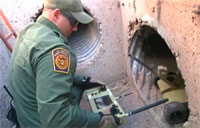Border Patrol Gets Badass Tunnel Bots