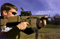 The FN SCAR in Action!