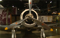 WWII Relics at the Air Force Museum