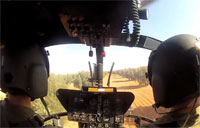 How to Attack a Tank in a Bo-105