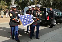 Marine Corps MoH Recipient Honored