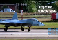 T-50 Stealth Fighter - The Future is Now