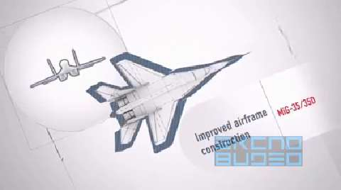 The MiG-35 Fulcrum - Stealth Fighter