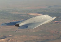UK's Taranis Drone Makes First Flight
