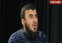 Jihadi Leader Will Not Let Democracy Be Imposed