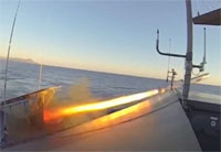 Naval Strike Missile Anti-Ship Live Fire
