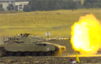 IDF Celebrates 35 Years of Merkava
