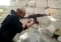 LA Gang Bangers Join Fight in Syria