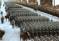 WWII German Army Hell March