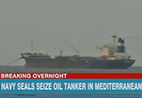 Navy Seals Seize Hijacked Oil Tanker