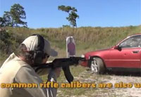 Bullets and Cars Gun Fighting