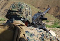 Marine Corps Machine Gunners Course