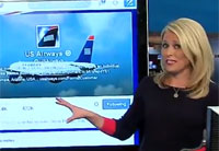 US Airways Tweets Pornographic Pic