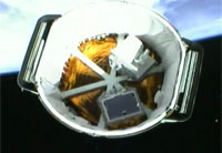 Dragon Spacecraft Separation
