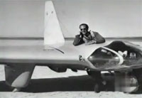 Northrop's XP-79 a 'Flying Chainsaw'